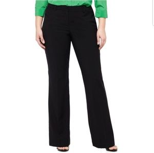 Worthington Woman Modern Fit Trouser Leg